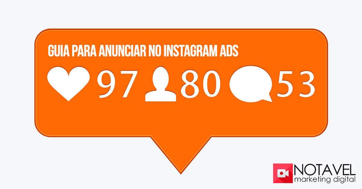 guia para anunciar no instagram ads