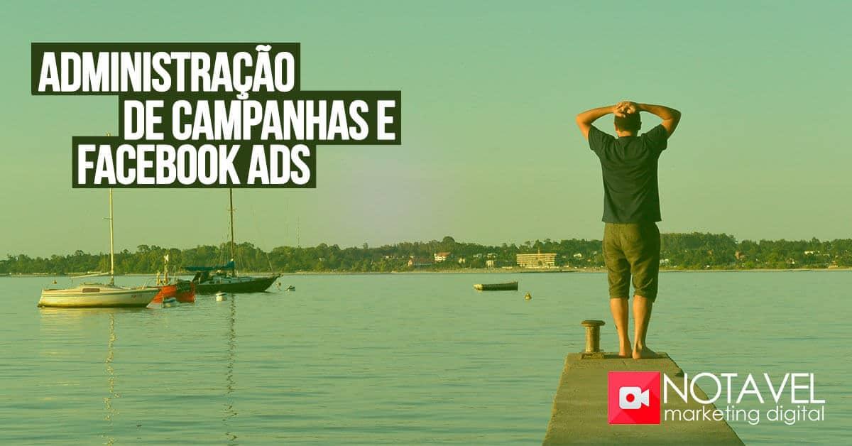 administracao de facebook ads