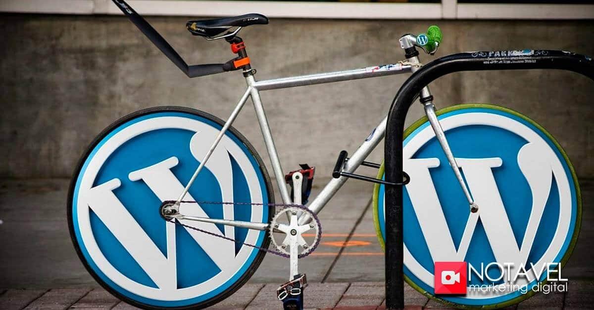 Manutenção, configuração e instalação de plugins para sites feitos em Wordpress