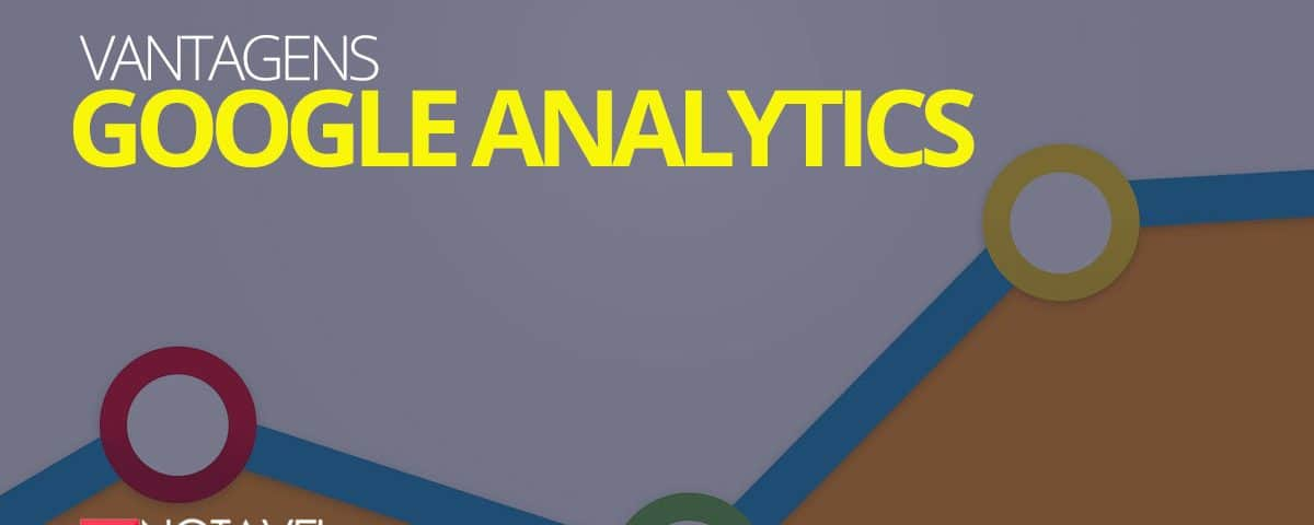 vantagens google analytics