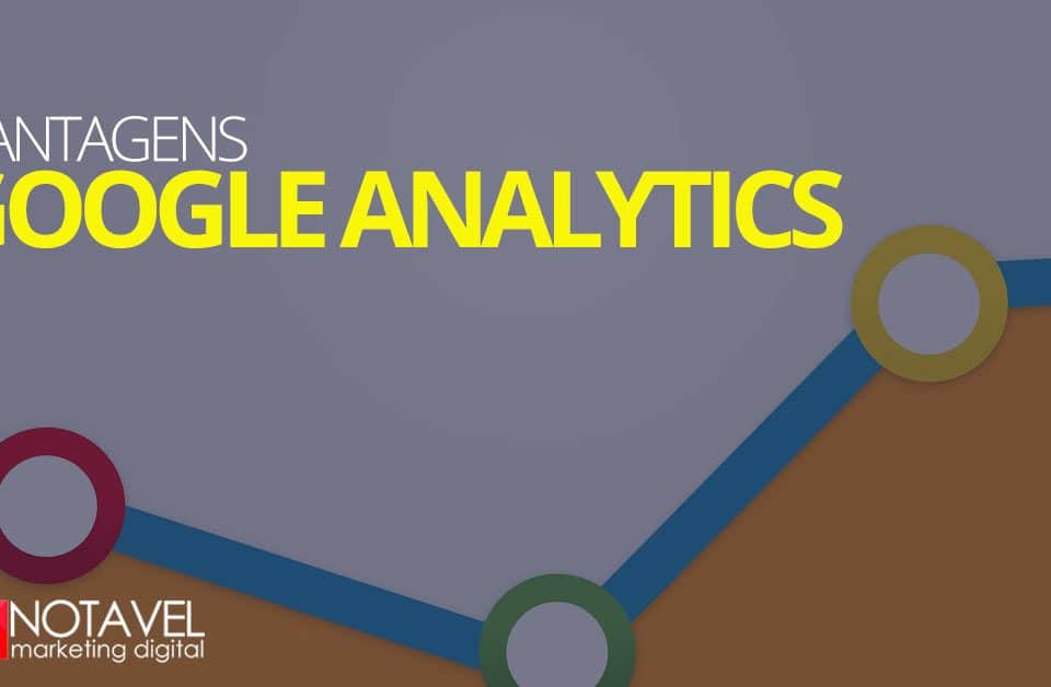 vantagens google analytics