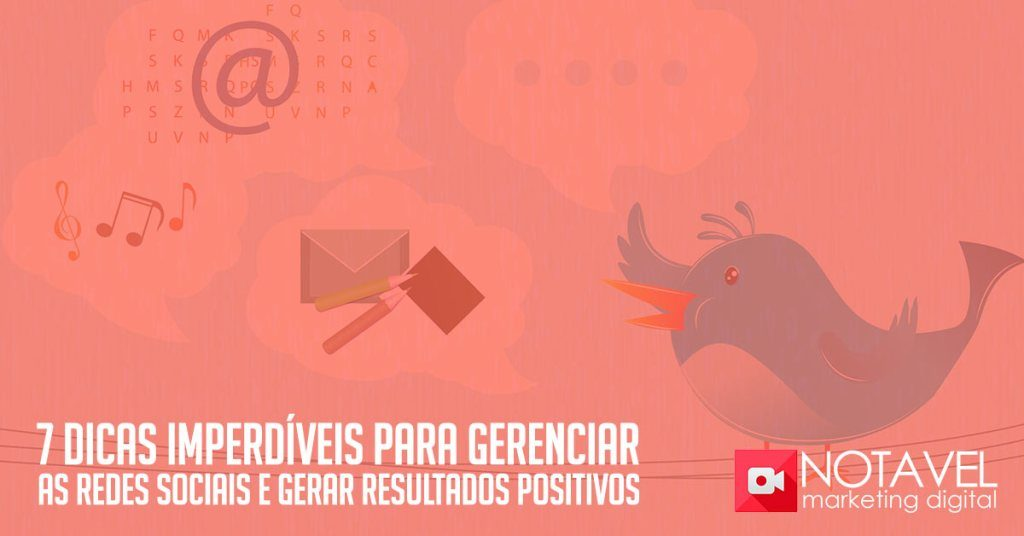 as Redes Sociais e Gerar Resultados Positivos