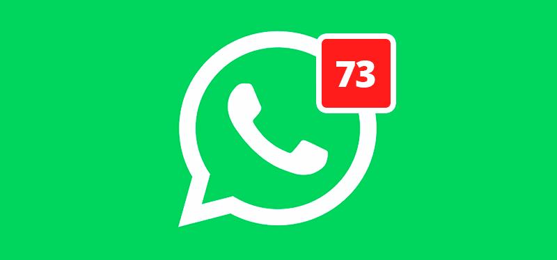 Header PT 1105 Como desativar notificações de grupos no WhatsApp